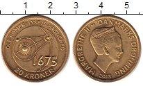Изображение Монеты Дания 20 крон 2013 Латунь UNC-