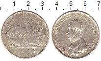 Изображение Монеты Пруссия 1 талер 1818 Серебро VF