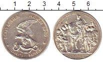 Изображение Монеты Пруссия 3 марки 1913 Серебро XF 100-летие битвы при