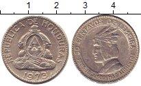 Изображение Монеты Гондурас 50 сентаво 1973 Медно-никель XF Индеец
