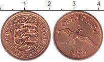 Изображение Монеты Гернси Гернси 1979 Бронза XF