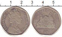Изображение Монеты Гибралтар Гибралтар 2008 Медно-никель XF