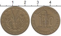 Изображение Монеты Центральная Африка Центральная Африка 1978 Латунь XF