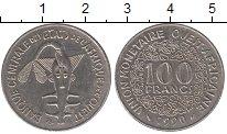 Изображение Монеты Центральная Африка Центральная Африка 1990 Медно-никель XF
