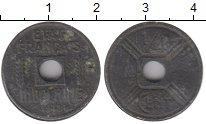 Изображение Монеты Индокитай 1/4 цента 1943 Цинк XF