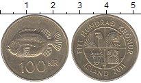 Изображение Монеты Исландия Исландия 2011 Латунь XF
