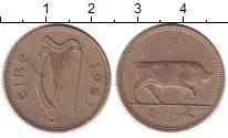 Изображение Монеты Ирландия 1 шиллинг 1963 Медно-никель XF