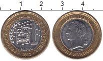Изображение Монеты Венесуэла 1 боливар 2012 Биметалл XF