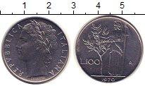 Изображение Монеты Италия 100 лир 1970 Сталь UNC-