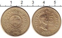 Изображение Монеты Филиппины 5 песо 2005 Медно-никель