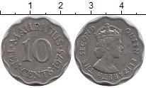 Изображение Монеты Маврикий Маврикий 1975 Алюминий VF