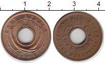 Изображение Монеты Восточная Африка 1 цент 1961 Медь XF