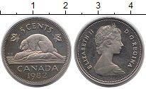 Изображение Монеты Канада 5 центов 1982 Медно-никель UNC