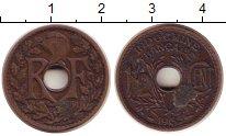 Изображение Монеты Индокитай 1/2 цента 1935 Медь XF
