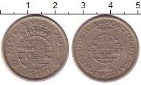 Изображение Монеты Мозамбик 5 эскудо 1973 Медно-никель XF