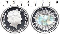 Изображение Монеты Австралия 5 долларов 2003 Серебро Proof