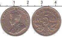 Изображение Монеты Канада 5 центов 1930 Медно-никель VF