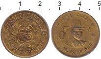 Изображение Монеты Перу 10 соль 1982 Медь
