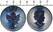Изображение Мелочь Канада 5 долларов 2017 Серебро UNC