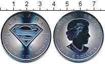 Изображение Мелочь Канада 5 долларов 2016 Серебро UNC Елизавета II. Суперм