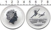 Изображение Монеты Тувалу 1 доллар 2016 Серебро UNC