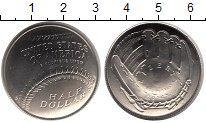 Изображение Монеты США 1/2 доллара 2014 Медно-никель UNC Американский футбол