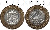 Изображение Монеты Мексика 100 песо 2003 Биметалл UNC-
