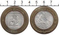 Изображение Монеты Мексика 100 песо 2004 Биметалл UNC-