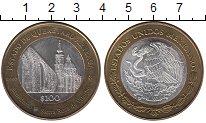 Изображение Монеты Мексика 100 песо 2007 Биметалл UNC-