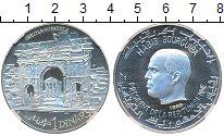 Изображение Монеты Тунис 1 динар 1969 Серебро Proof Сабейтила (Слаб NGC