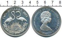 Изображение Монеты Багамские острова Багамские острова 1973 Серебро Proof-