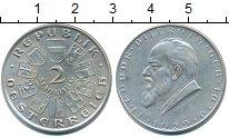 Изображение Монеты Австрия 2 шиллинга 1929 Серебро UNC- 100 лет со дня рожде