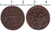 Изображение Монеты 1730 – 1740 Анна Иоановна 1 полушка 1738 Медь VF