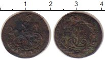 Изображение Монеты 1762 – 1796 Екатерина II 1 полушка 1768 Медь VF