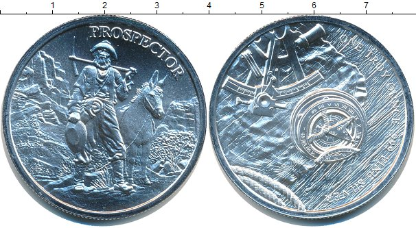 Монеты 1 унция серебра золото ржавеет