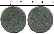 Изображение Монеты 1741 – 1761 Елизавета Петровна 1 деньга 1761 Медь VF