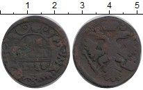 Изображение Монеты 1730 – 1740 Анна Иоановна 1 деньга 1737 Медь VF