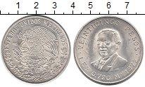 Изображение Монеты Мексика 25 песо 1972 Серебро UNC-