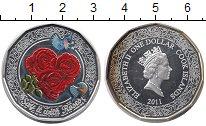 Изображение Монеты Острова Кука 1 доллар 2011 Серебро UNC