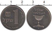 Изображение Монеты Израиль 1 шекель 1982 Медно-никель Proof