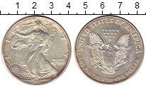 Изображение Монеты США 1 доллар 1994 Серебро XF