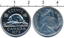 Изображение Монеты Канада 5 центов 1973 Медно-никель UNC