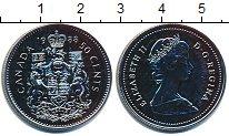 Изображение Монеты Канада 50 центов 1988 Медно-никель UNC