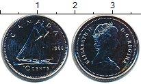 Изображение Монеты Канада 10 центов 1988 Медно-никель UNC