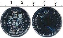 Изображение Монеты Канада 50 центов 1984 Медно-никель UNC