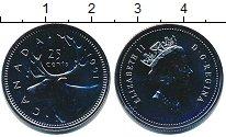 Изображение Монеты Канада 25 центов 1991 Медно-никель UNC