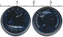 Изображение Монеты Канада 10 центов 1991 Медно-никель UNC