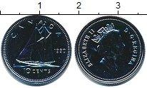 Изображение Монеты Канада 10 центов 1990 Медно-никель UNC