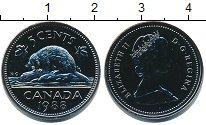 Изображение Монеты Канада 5 центов 1988 Медно-никель UNC