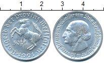 Изображение Монеты Вестфалия 50 пфеннигов 1921 Алюминий VF